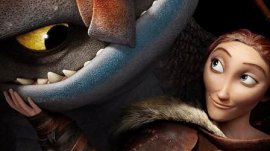 "HTTYD 2 – clip ""New Face"""