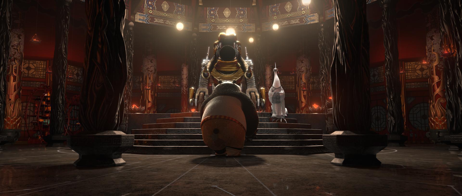 Kung Fu Panda 2   Benjamin Venancie